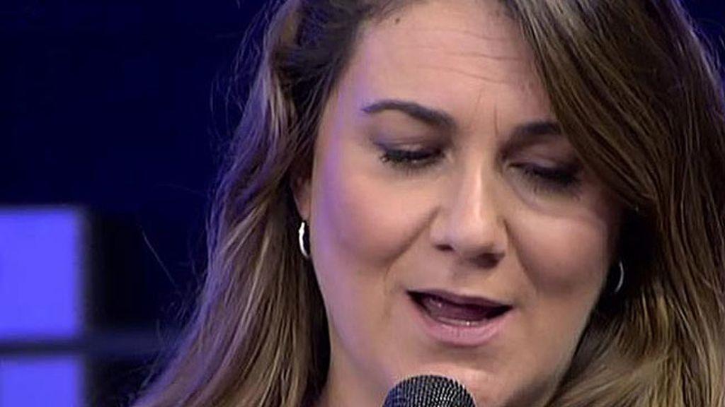 """Carlota Corredera: """"Cerramos filas en torno a Belén porque es de las nuestras"""""""