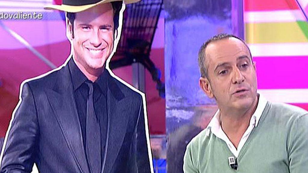 """Víctor Sandoval: """"Sigo enamorado de Nacho Polo, pero no volvería con él"""""""