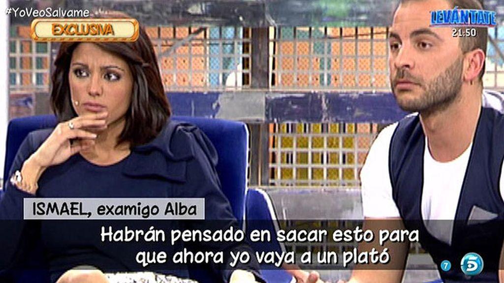 """Ismael: """"Alba y Antonio Tejado están juntos por dinero"""""""