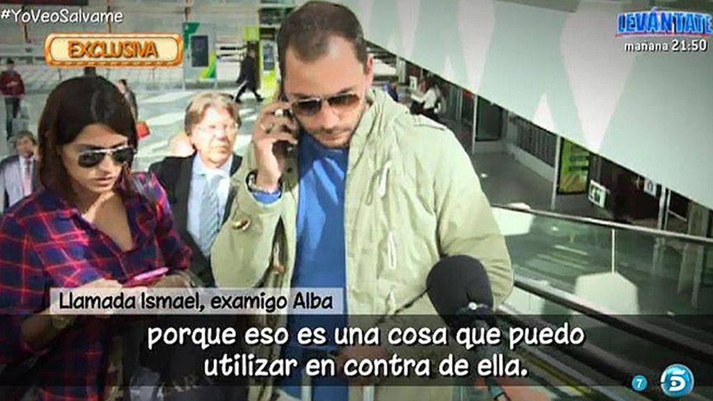 """Ismael: """"Antes de casarse, Alba me dijo que si volvía con ella dejaba a Antonio"""""""