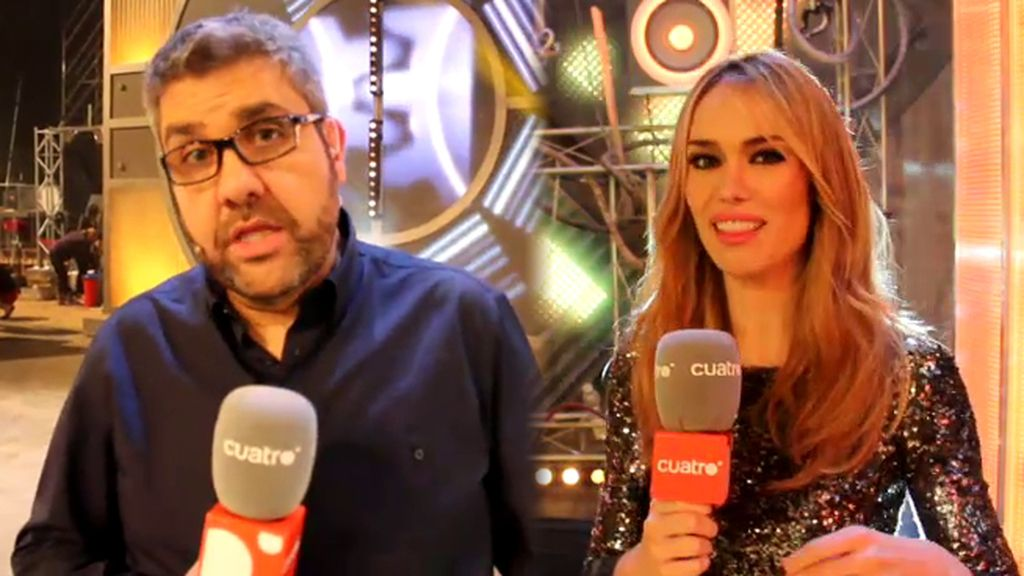 "Florentino Fernández: ""Patricia o yo vamos a palmar en la final de 'Killer Karaoke'"""