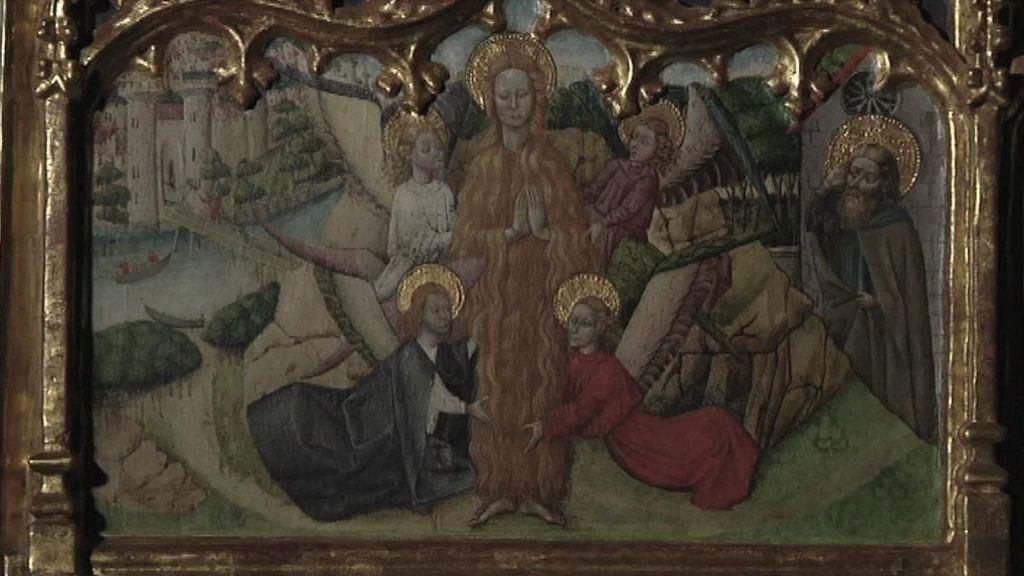 Los adoradores de la Magdalena