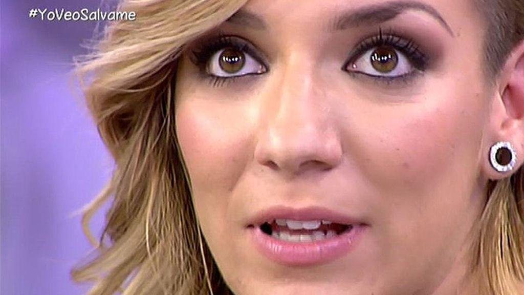 """Paula: """"Luis y yo no estamos juntos"""""""