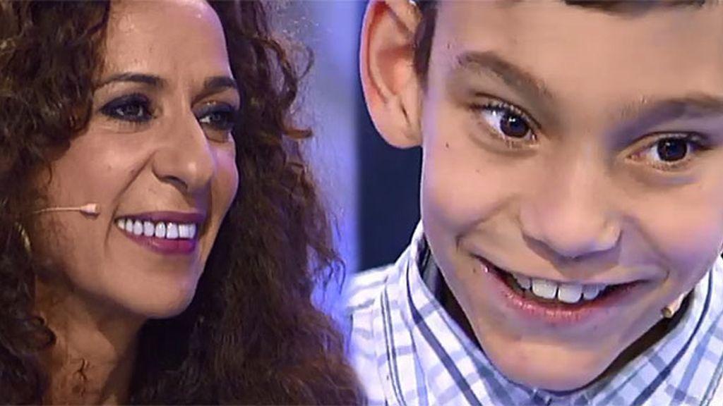 """Rosario, a Adrián: """"Me has llegado al alma"""""""
