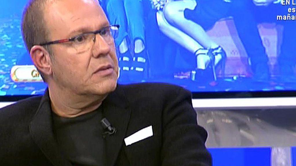 """Marc, amigo de Sandoval: """"Víctor no cree que su expulsión sea culpa de Belén Esteban"""""""