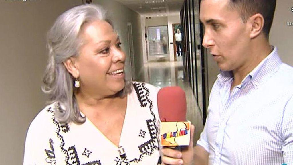 """Carmen Gahona, sobre Raquel Bollo: """"Yo si ella mantiene la boquita callada, yo me callo"""""""