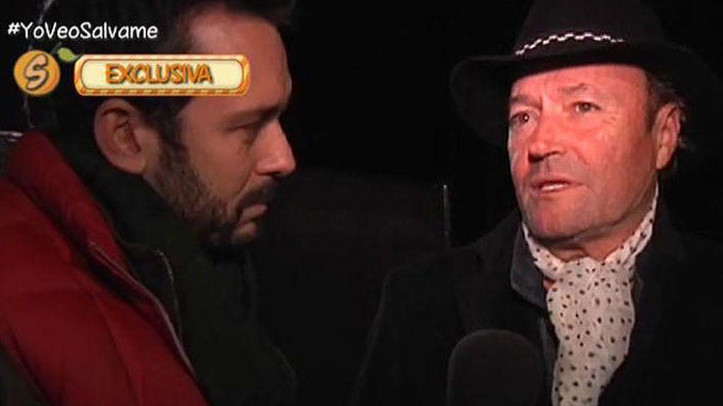 """Amador Mohedano habla, en exclusiva, con 'Sálvame': """"He pasado página"""""""