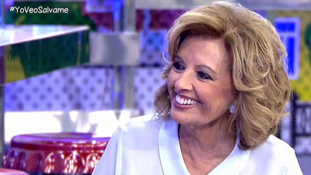 Mª Teresa Campos también quiere saber si Kiko Hernández tiene novia