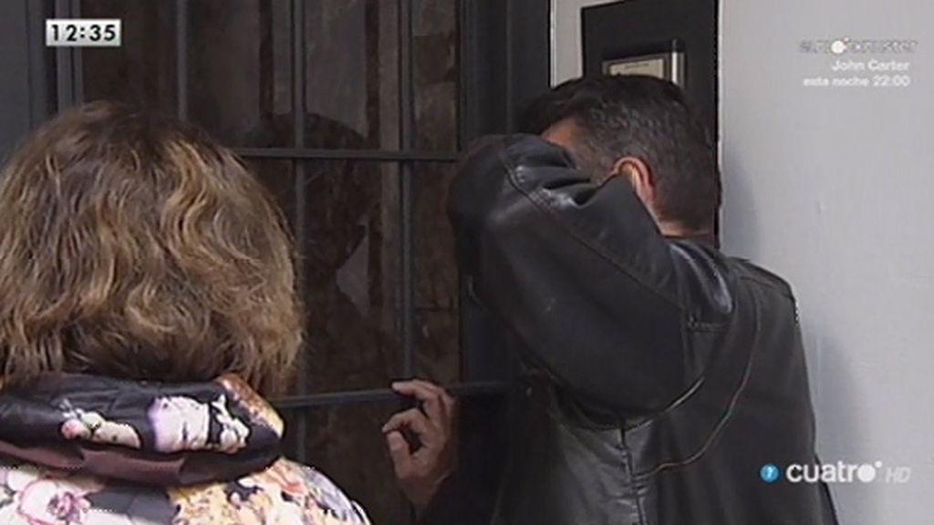 Así fue la llegada de la policía a la casa de Rodrigo Rato