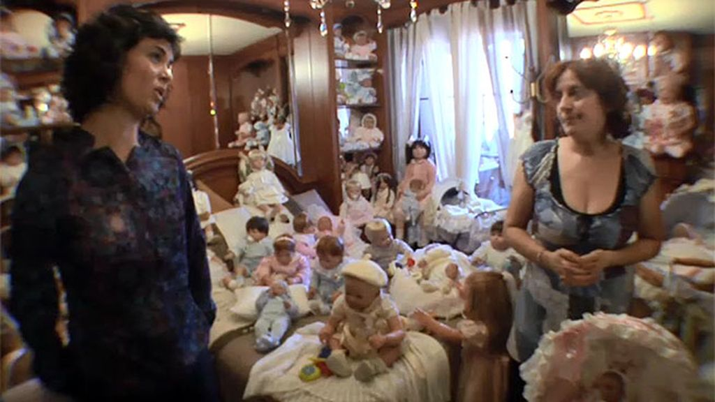 """Eva: """"Me encantan los bebés y en esta habitación desconecto"""""""