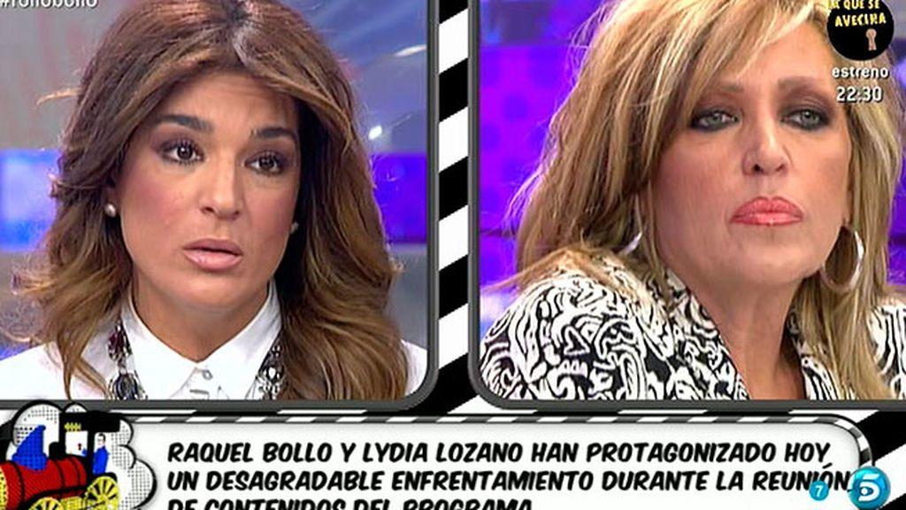 """Raquel, a Lydia: """"Se tendrá que demostrar y tú traerás a la periodista que te lo ha dicho"""""""