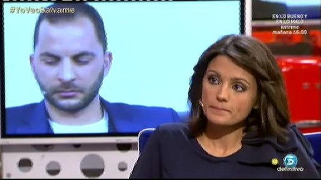 """Alba, mujer de Tejado: """"Nuestro matrimonio no está roto, es posible otra oportunidad"""""""