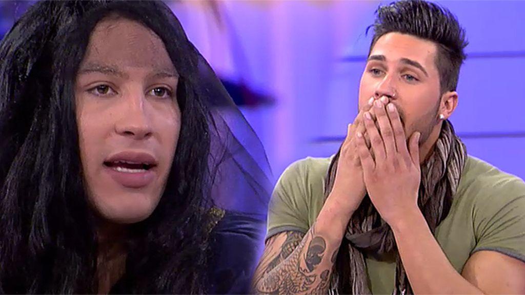 """Omar, sobre la noche loca de Juan Carlos: """"Vicente subió para hacer un trío"""""""