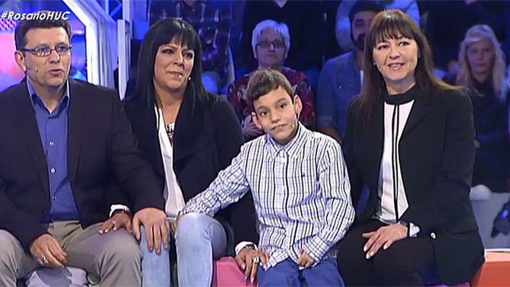 """Toñi, madre de Adrián: """"Estamos orgullosísimos"""""""