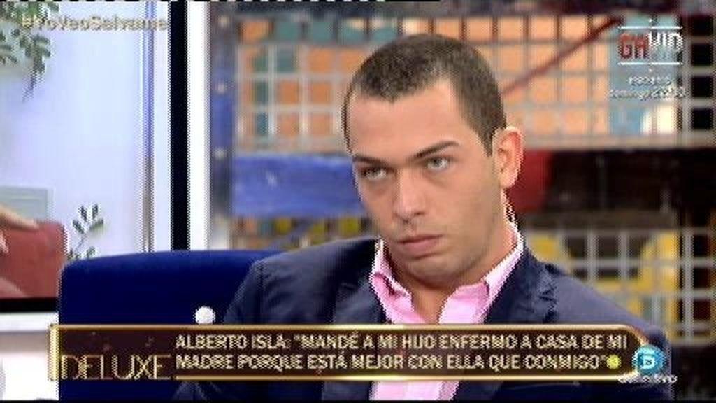 ¡¡Bombazo!! Alberto Isla confirma que Techi estaba embarazada