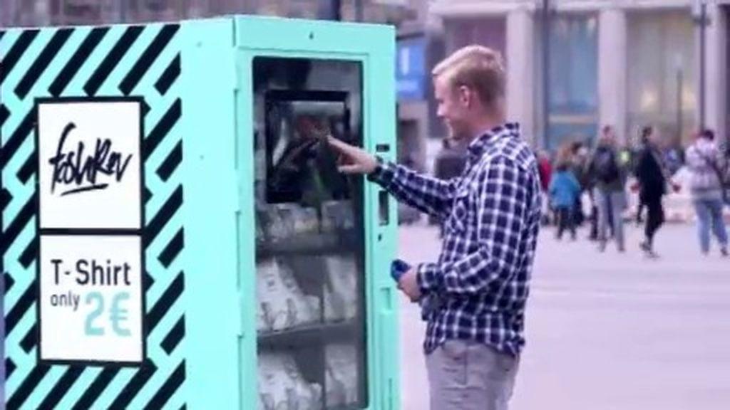 """Una campaña en Berlín saca  a la luz a """"Los esclavos de la moda"""""""