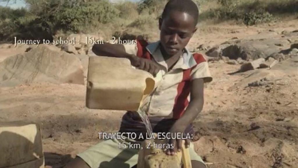 Se estrena 'Camino a la escuela' sobre el acceso educativo en lugares remotos