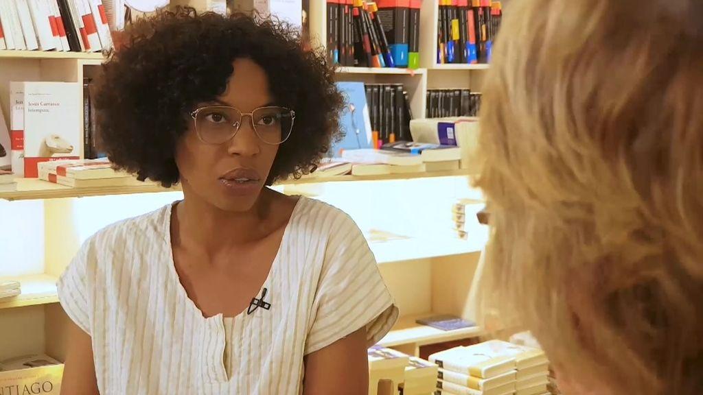 """Tania: """"Chimamanda es un referente a nivel de mujer y de negritud"""""""