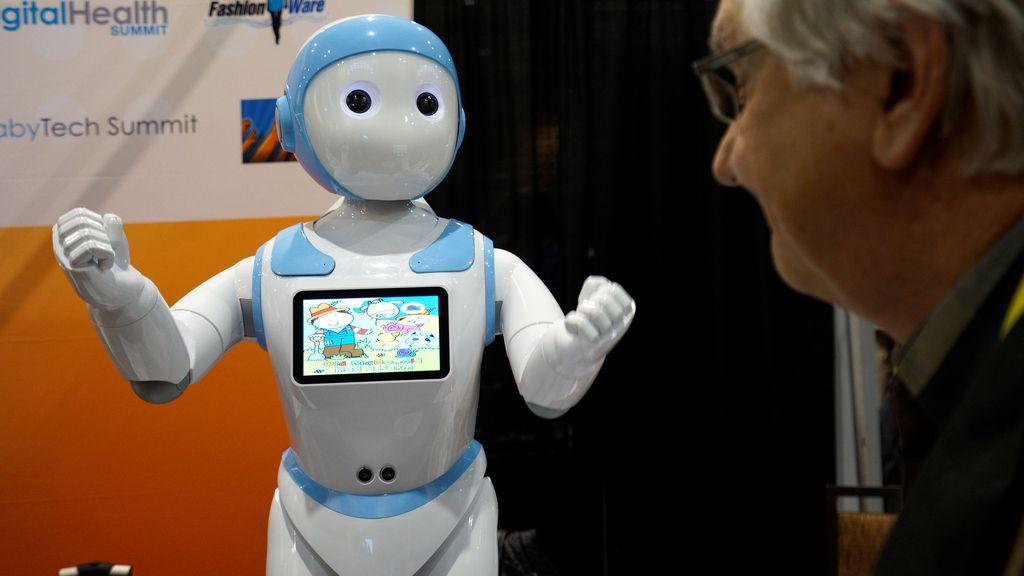 El avatar iPal que en el futuro próximo cuidará a los niños