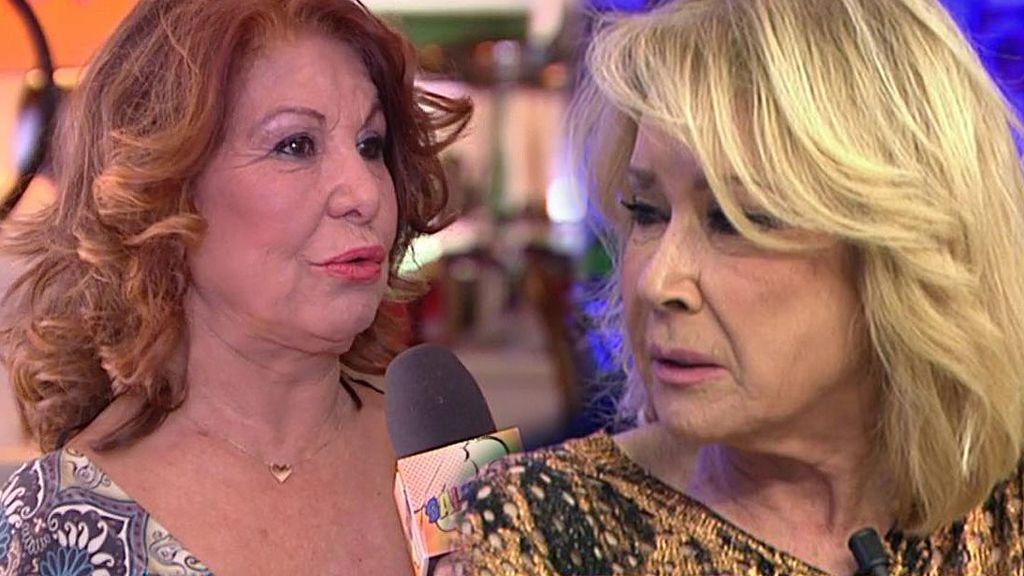 El enfado monumental de Mila con Meli Camacho, amiga íntima de María Teresa