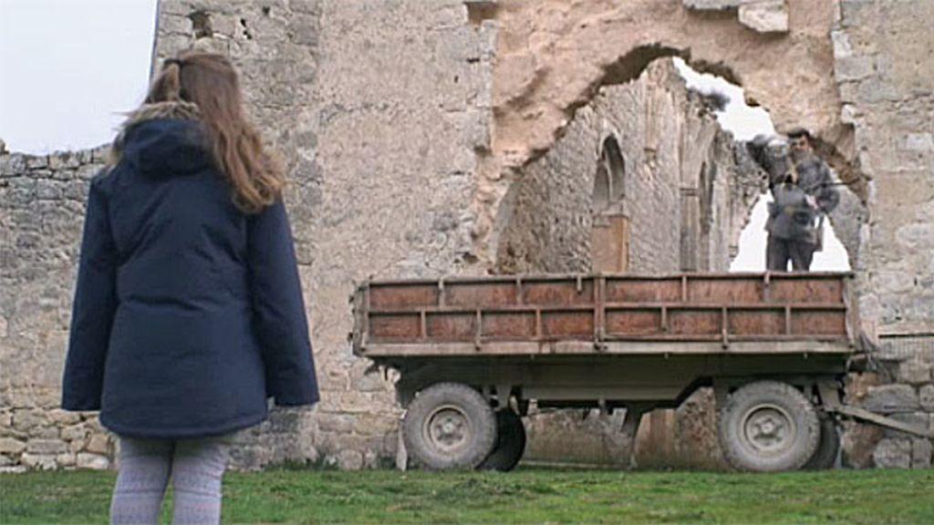 El saludo fantasma del último soldado de Belchite contado por una niña
