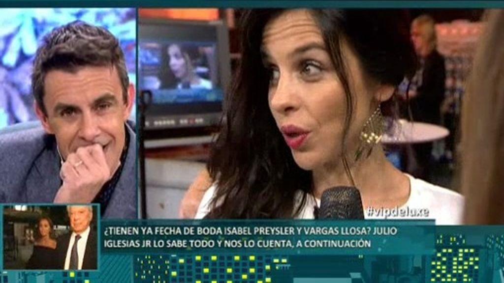 """Angélica, mujer de Alonso Caparrós: """"Defenderé a mi marido como se merece"""""""