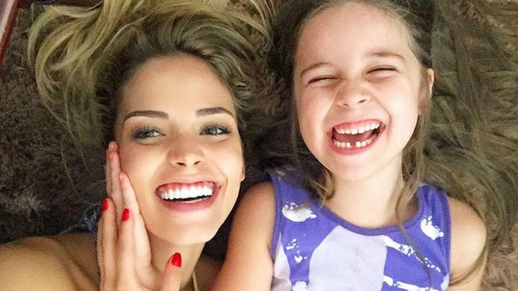 En su tiempo libre, risas y más risas con sus sobrinos
