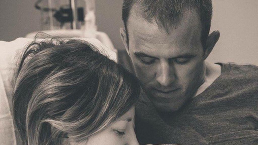 Da a luz a su bebé enfermo terminal para salvar la vida de otros