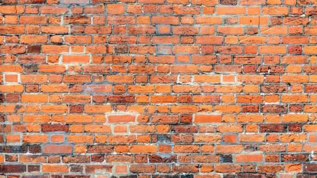 muro, ladrillos, muro ladrillos, pared