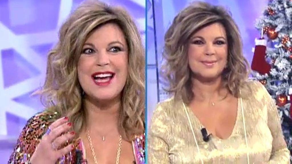 Así ha sido el sorprendente cambio de look de Terelu Campos en '¡QTTF!'