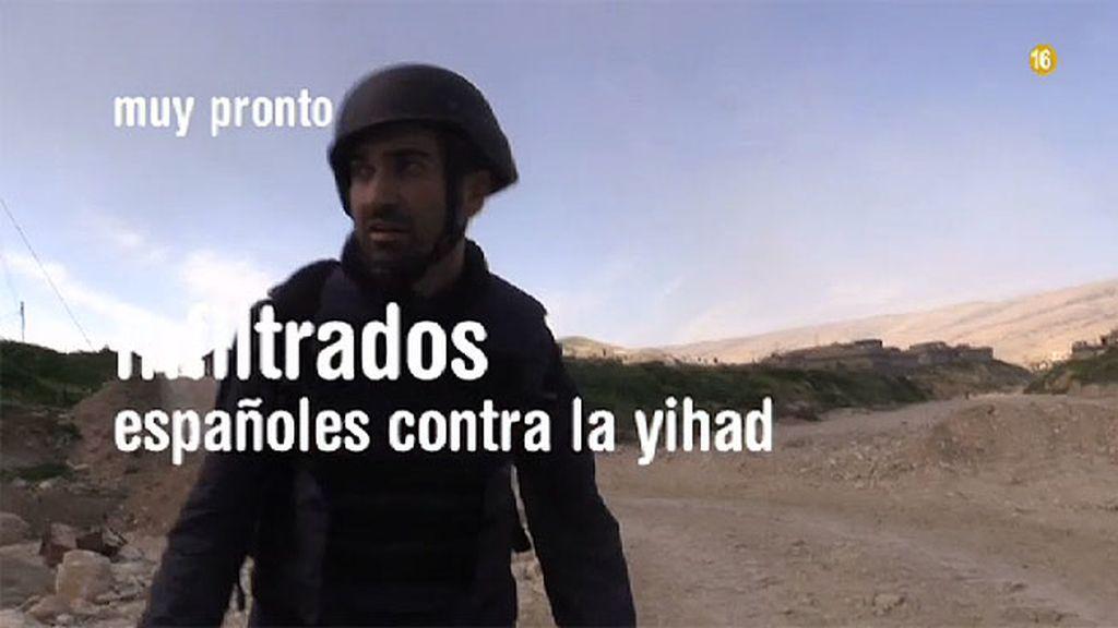 'Infiltrados: españoles contra la yihad' llega a Cuatro este miércoles a las 22.30 horas