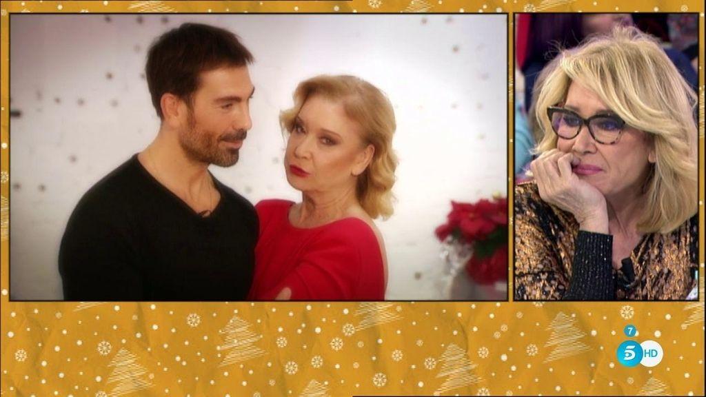 Los tres looks estrella para Nochevieja de Mila Ximénez y Manuel Zamorano