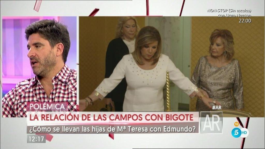 """Toño Sanchís: """"Terelu es una gran profesional y debería tener un programa propio"""""""