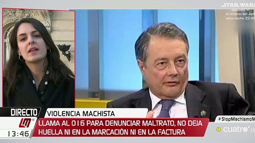 """Maestre, del juez Salas: """"Sus declaraciones son vergonzosas, un conjunto de sinsentidos"""""""