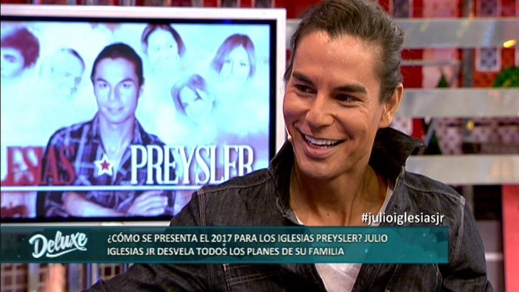 """Julio Iglesias Jr.: """"Es casi seguro que mi madre se va a casar este año"""""""