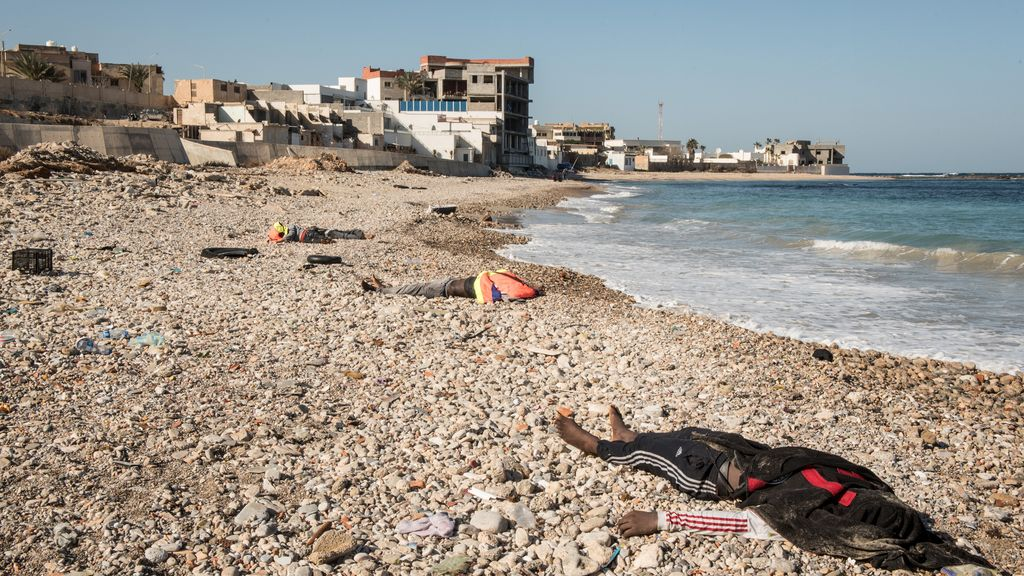 Drama humanitario: Mueren ahogados varios inmigrantes en aguas de Libia