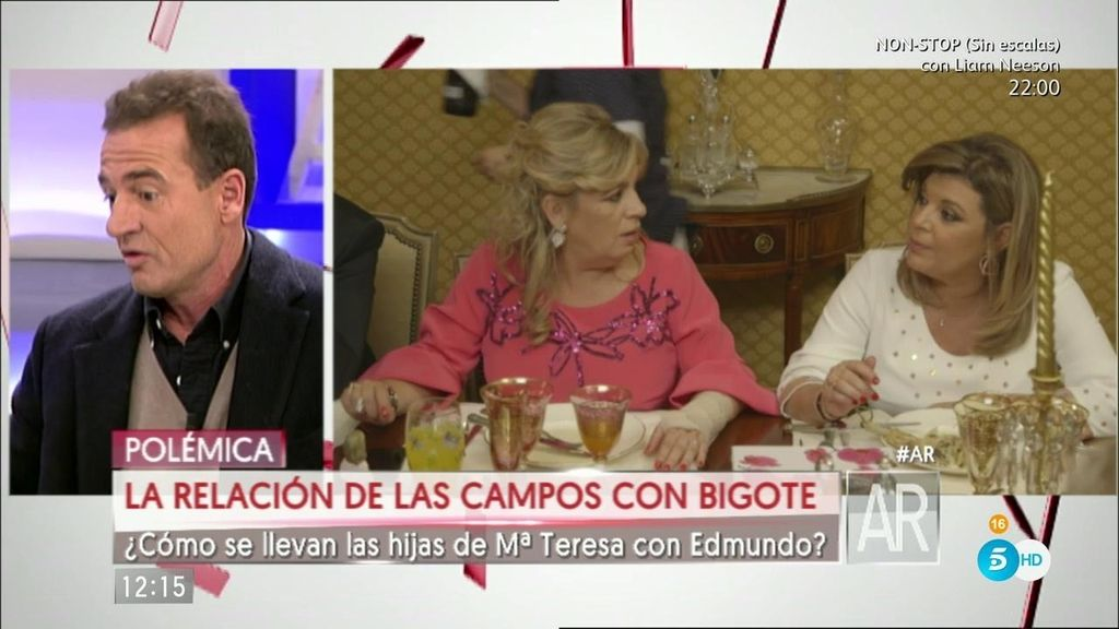 "Alessandro Lecquio: ""Creo Terelu y Carmen Borrego odian a Edmundo"""