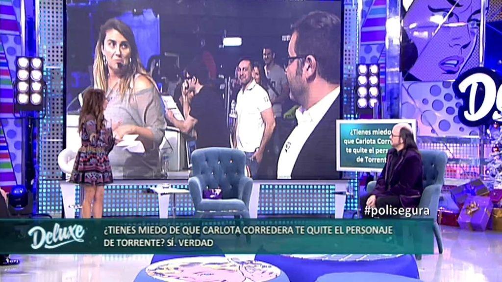"""Santiago Segura: """"Tengo miedo de que Carlota Corredera me quite el personaje de Torrente"""""""
