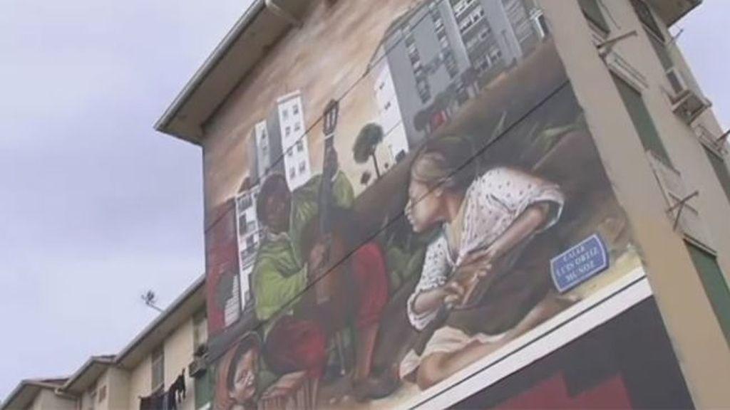 El Barrio Sevillano De Las Tres Mil Viviendas Celebra Los 400 Anos