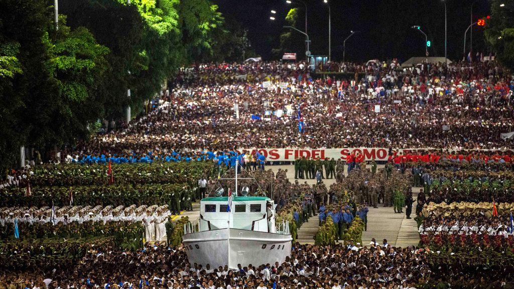 Un homenaje a los inicios de la Revolución cubana