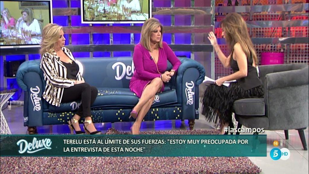 "Carmen Borrego: ""Tengo cosas familiares que agradecer a Edmundo"""