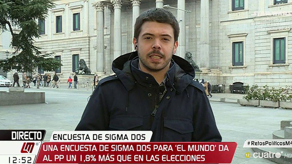 """Nacho Corredor: """"Los que tienen problemas por delante son PSOE y Podemos"""""""