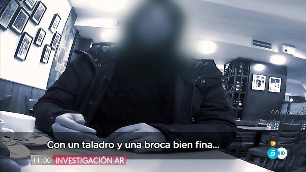 """Entrevista a un sicario: """"Yo soy un verdugo, el asesino es quien me contrata"""""""