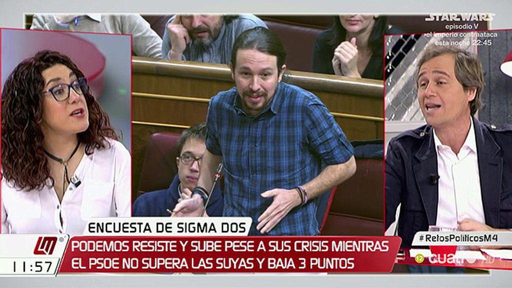 """G. Terol (PP), a A. Vidal (Unidos Podemos): """"Donde gobernáis parece que no sois tan buenos"""""""
