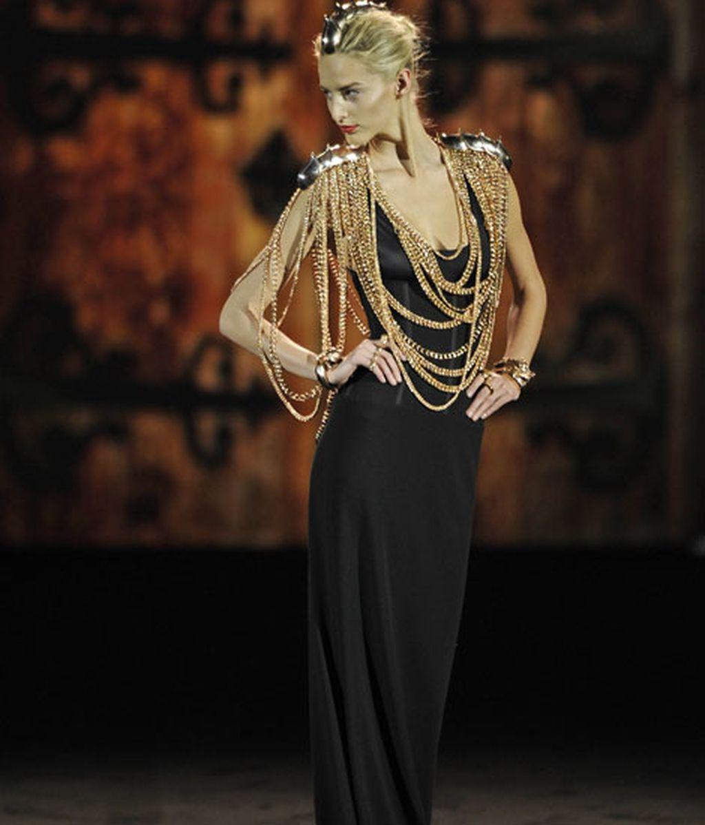 El moño, símbolo de la feminidad en la danza clásica, protagonista del desfile
