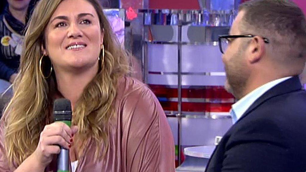 ¡Carlota Corredera está embarazada!