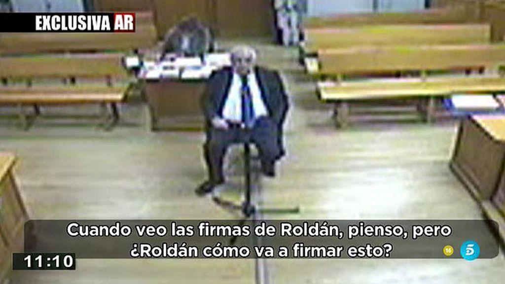 """M. de la Hidalga: """"No entregué el dinero engañado, me dijo que me lo guardaba"""""""