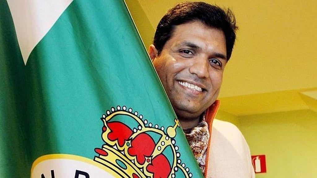 La Interpol investiga al propietario del Racing, Ahsan Ali Syed, por estafa financiera