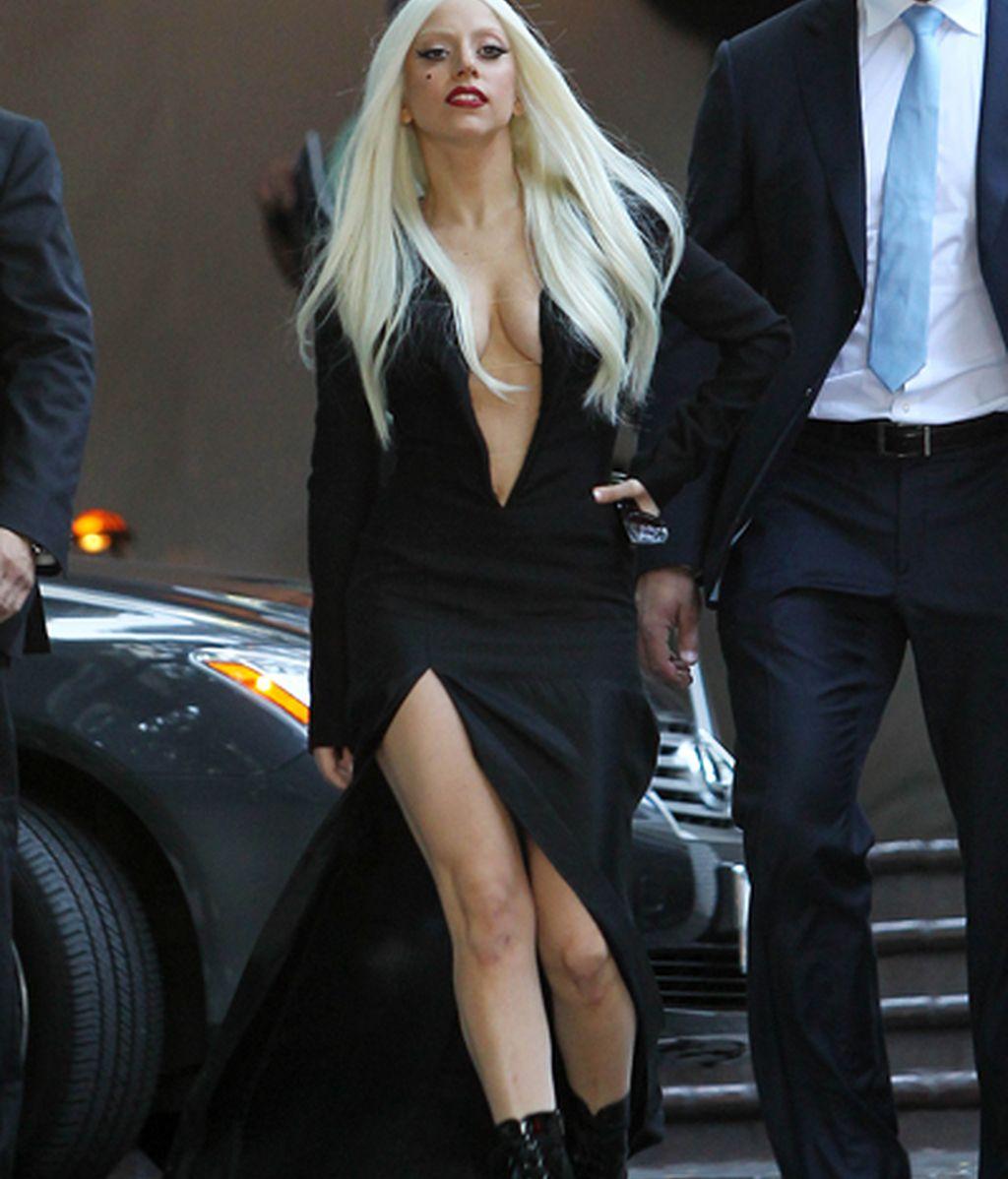 La cantante Lady Gaga, gancho de estafa en Facebook