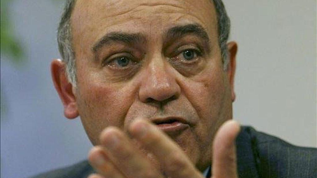 Imagen de archivo del expresidente de la CEOE, Gerardo Díaz Ferrán